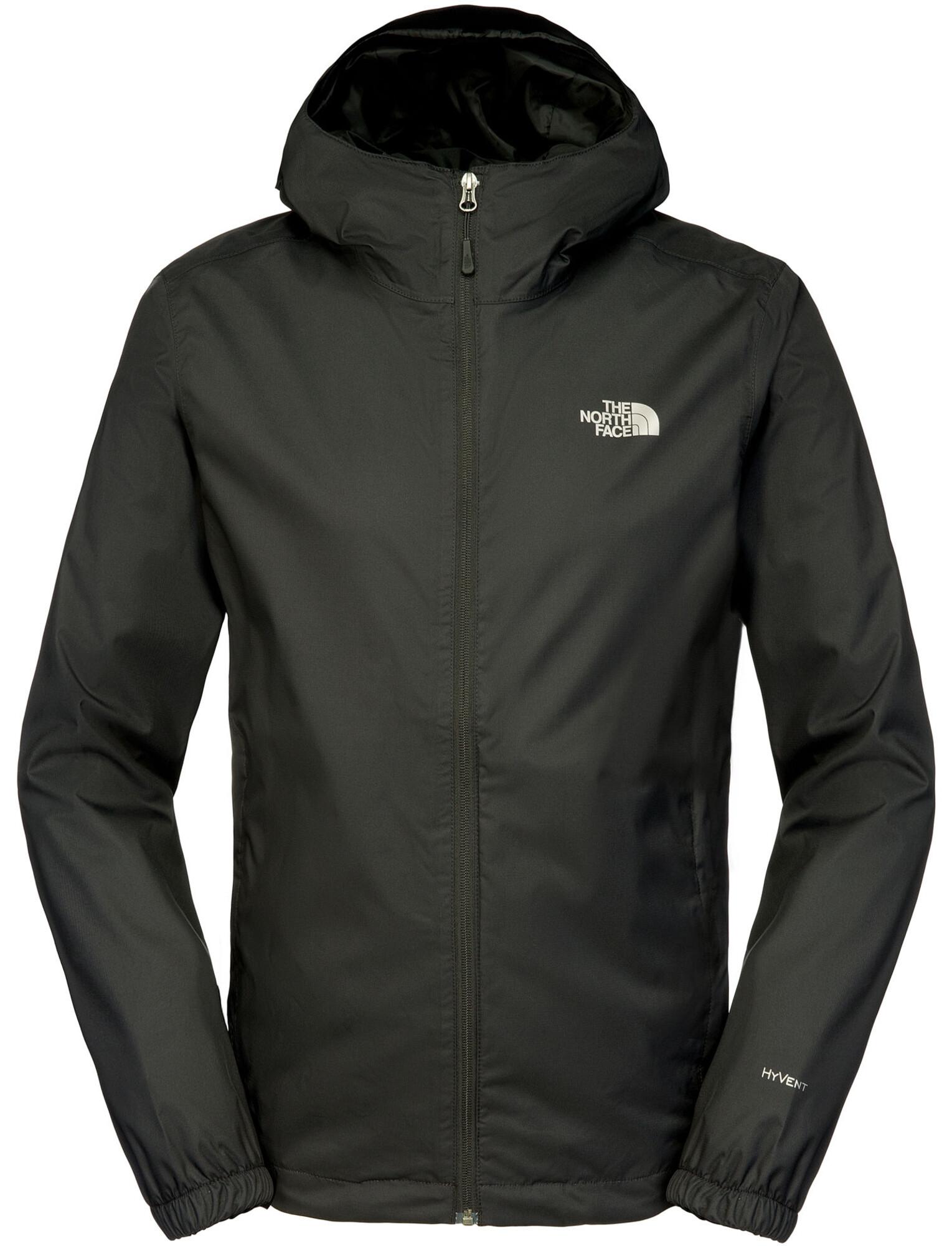 055567bba49 The North Face Quest Jas Heren, tnf black l Online outdoor shop Campz.nl